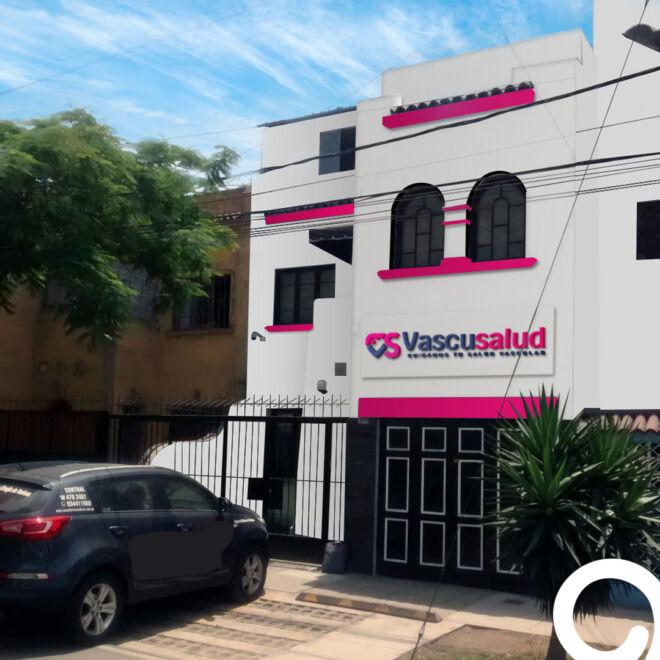 VASCUSALUD BRANDING Y DESARROLLO DE MARCA